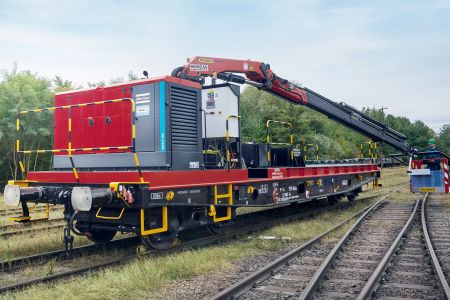 Freight wagons production